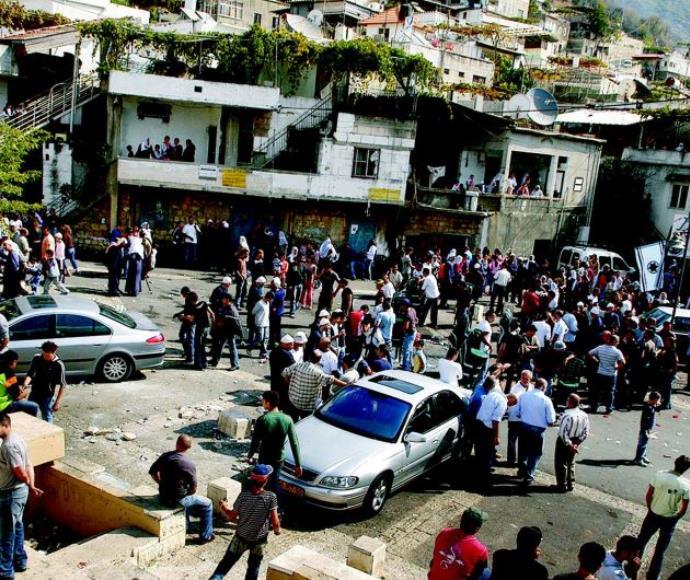 מהומות פקיעין 2007