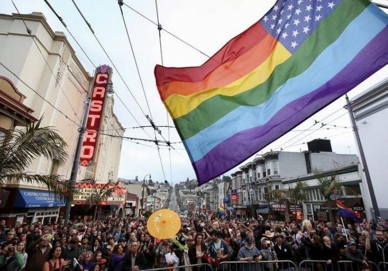 מצעד הגאווה בסן פרנסיסקו (צילום: רויטרס)