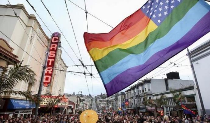 מצעד הגאווה בסן פרנסיסקו