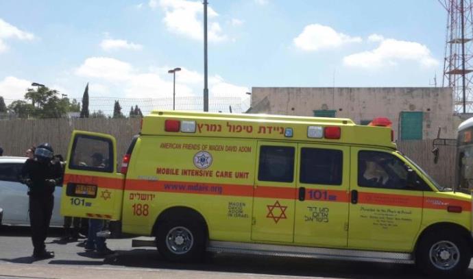 אמבולנס בירושלים