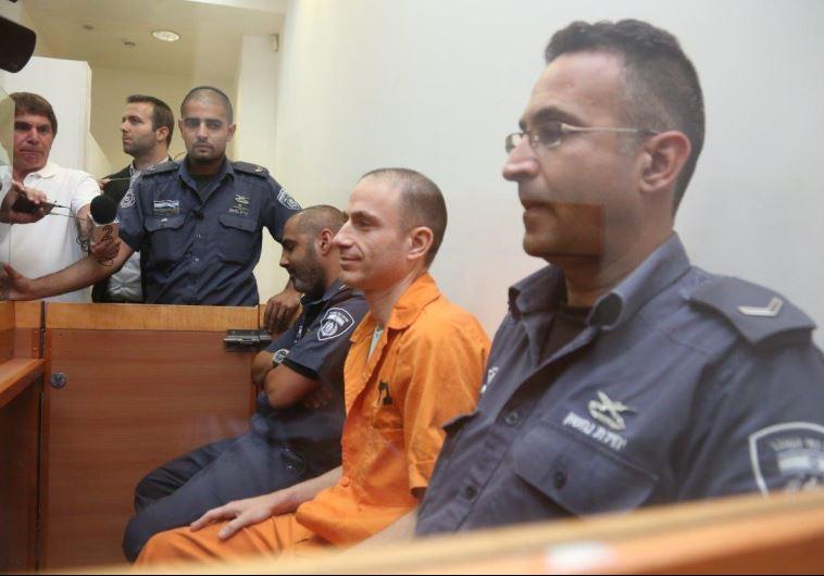 מעצר אסי אבוטבול, ארכיון. צילום: אלוני מור