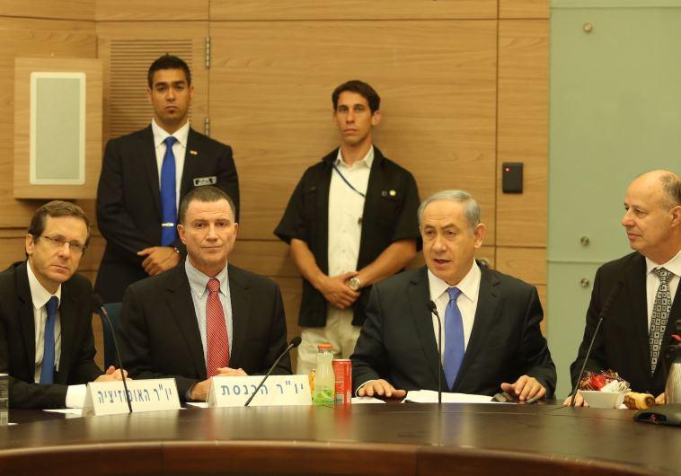 ישיבה של ועדת חוץ וביטחון. צילום: מרק ישראל סלם