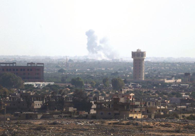 פיצוץ בסיני על גבול מצרים ישראל