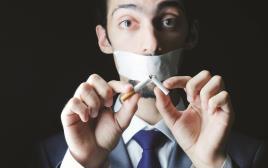 גמילה מעישון, אילוסטרציה