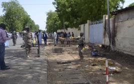 פיגוע התאבדות של בוקו חראם בניגריה, ארכיון
