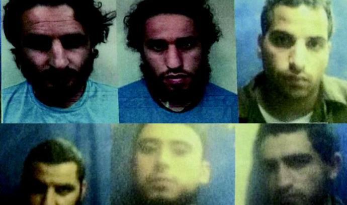 תושבי חורה שנעצרו בחשד לתמיכה בדאעש