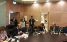 ישיבת ועדת החינוך בנושא השואה הארמנית