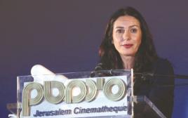 שרת התרבות מירי רגב בפתיחת פסטיבל ירושלים