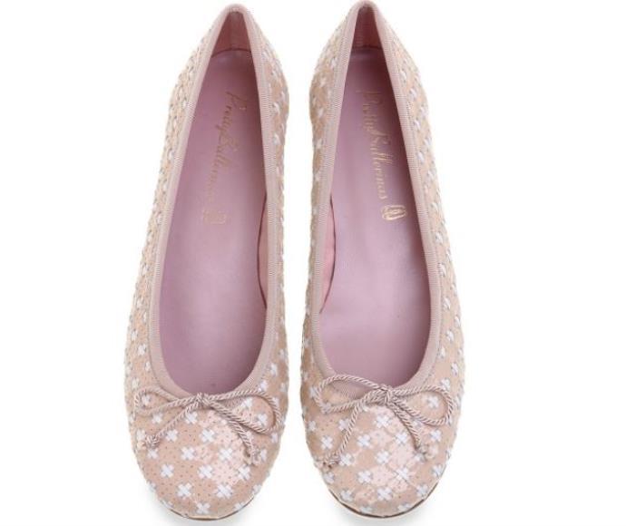 נעליים של פריטי בלרינס