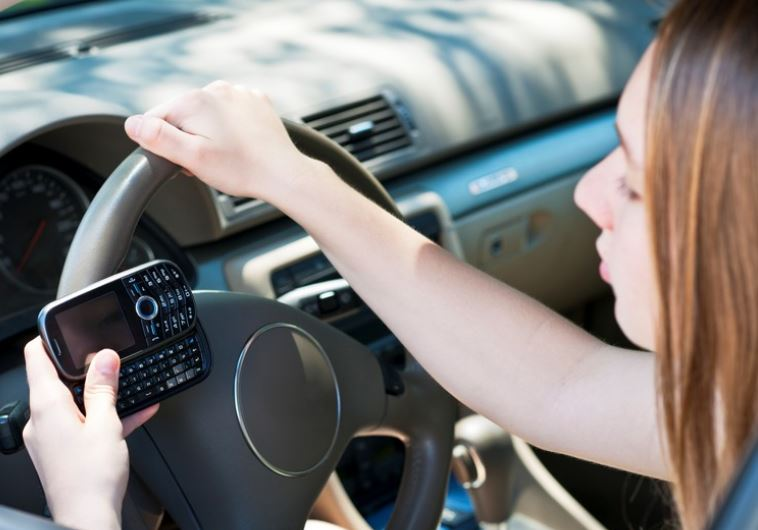 בני נוער בנהיגה, אילוסטרציה