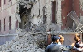 פיגוע מכונית התופת בקהיר