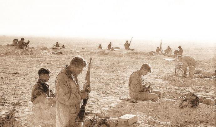 הנחיתה של הצנחנים במיתלה במבצע קדש