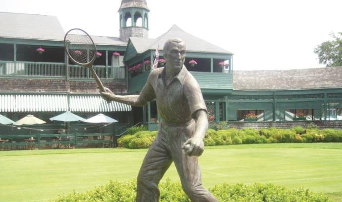 היכל התהילה של הטניס ברוד איילנד
