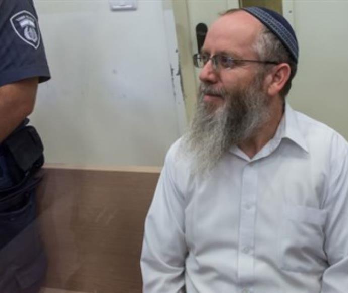 הרב עזרא שיינברג מצפת, החשוד בעבירות מין