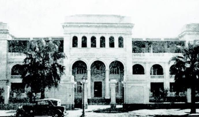 בית הכולבו והיהודי סיקורל בקהיר, 1947