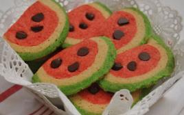 עוגיות אבטיח