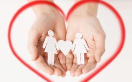 זוגות חד מיניים, אילוסטרציה