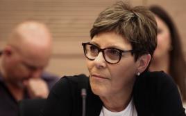 מזכירת הכנסת ירדנה מלר הורוביץ