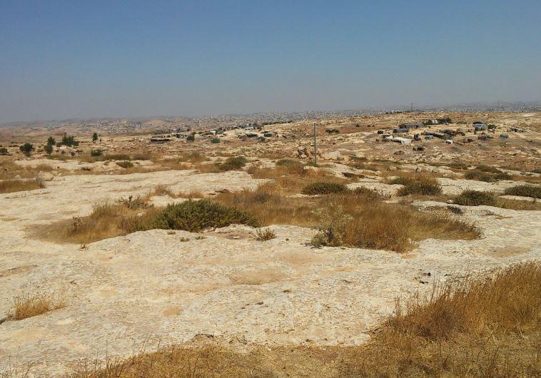אדמות היישוב סוסיא