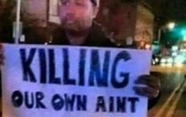 תושבים בלוס אנג'לס מוחים נגד אלימות הכנופיות