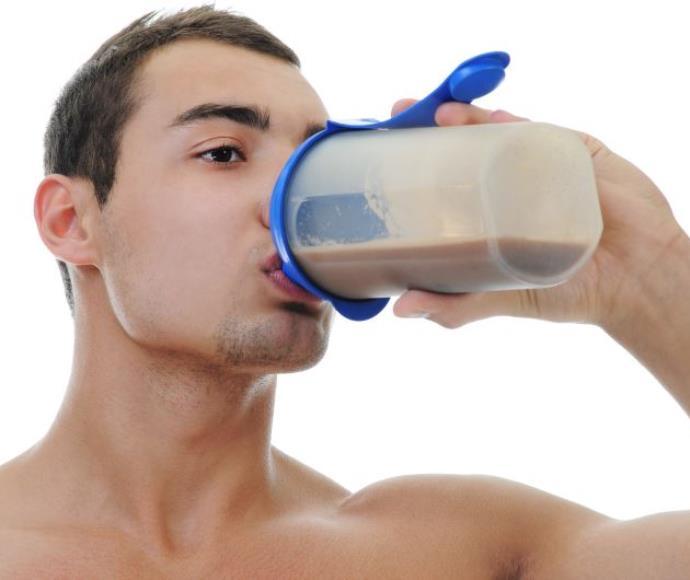 שייק חלבונים, כושר, בריאות