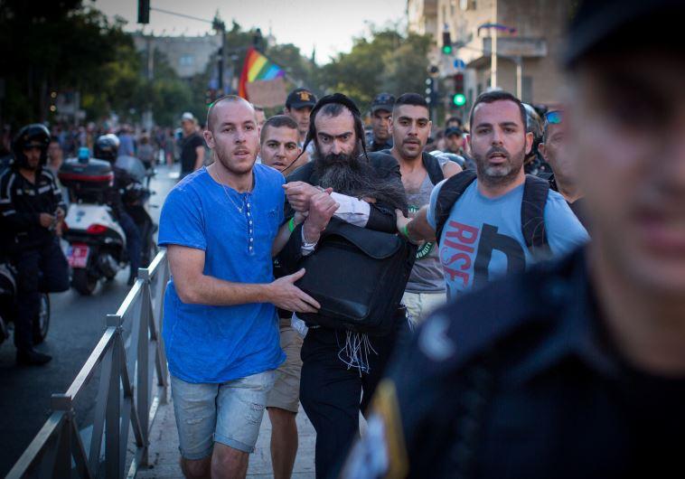 פיגוע במצעד הגאווה בירושלים