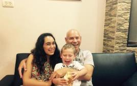 רמי קליינשטיין והילדים
