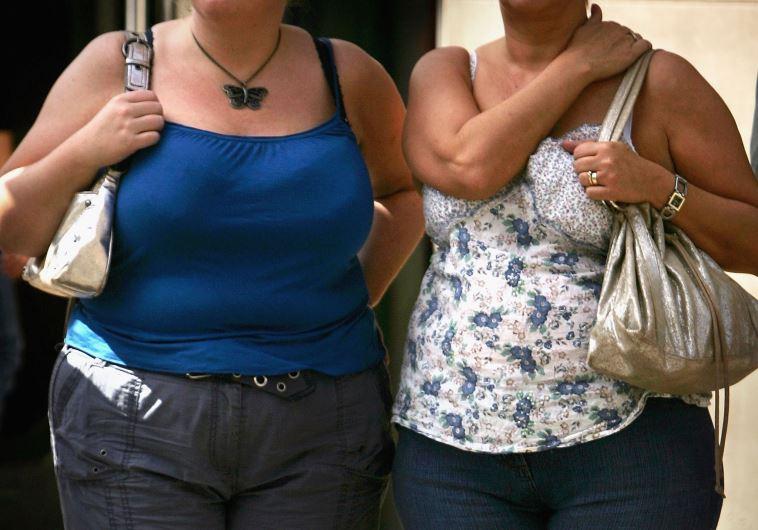 נשים בעלות עודף משקל
