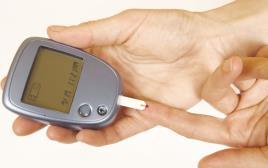 מכשיר לבדיקת סוכרת