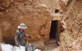 מקווה טהרה בן 2000 שנה שהתגלה מתחת לגן ילדים בירושלים