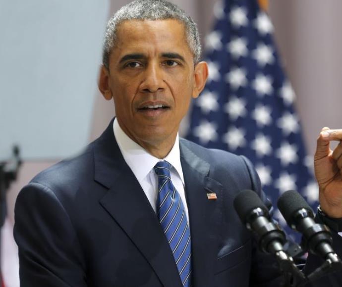 ברק אובמה בנאום לאומה על הסכם הגרעין