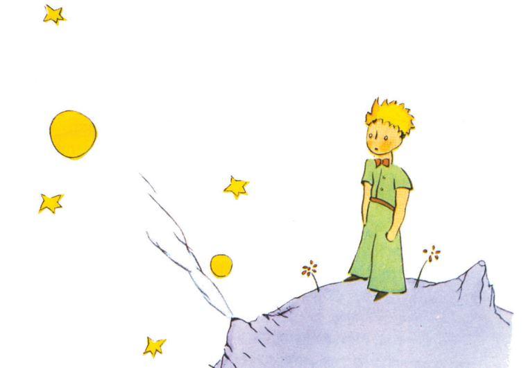 """הספר """"הנסיך הקטן"""". היווה השראה לדברי הפרידה המרגשים של נילי דרוקר-ששון. צילום: יח""""צ"""