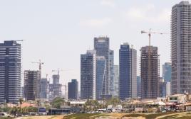 בניה בתל אביב