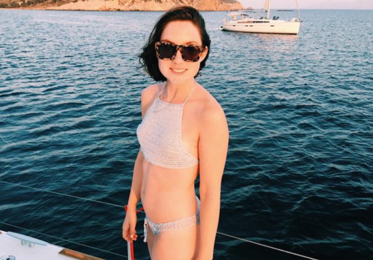 אליאנה תדהר בחופשה