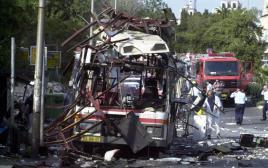 פיגוע התאבדות באוטובוס בחיפה, 2003