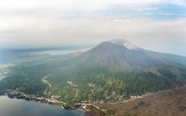 הר הגעש סקורג'ימה