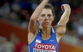 הספורטאית חנה קנייזבה-מיננקו