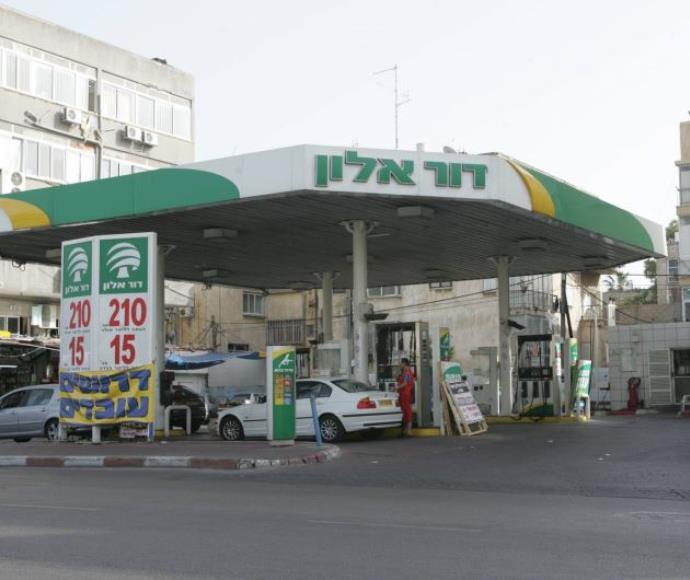 תחנת דלק דור אלון