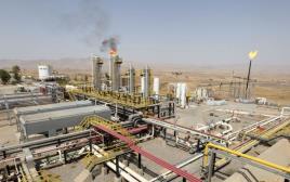שדה נפט בכורדיסטן