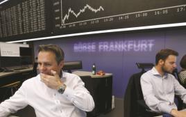 הבורסה בפרנקפורט