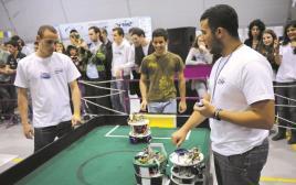 לימודי רובוטיקה