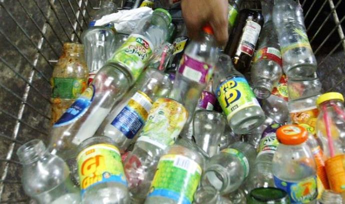 מחזור בקבוקים