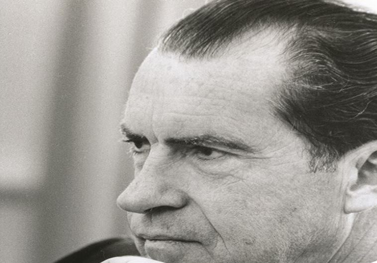 ריצ'רד ניקסון, צילום באדיבות יס