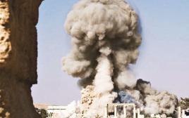 הריסת עתיקות פלמירה על ידי דאעש