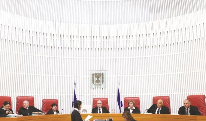 """בית המשפט העליון, בג""""ץ"""