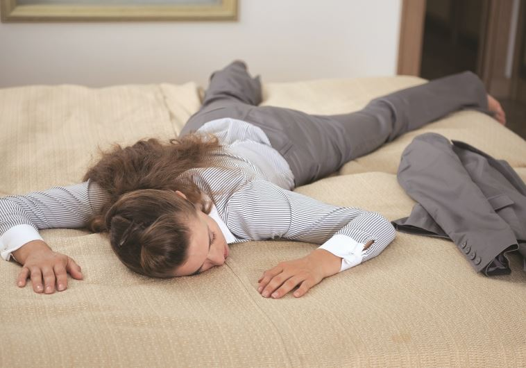 להרכב הגנטי שלנו יש השפעה מהותית על השינה שלנו. אינגאימג