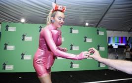 מיילי סיירוס בטקס פרסי VMA