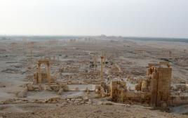 העיר תדמור בסוריה