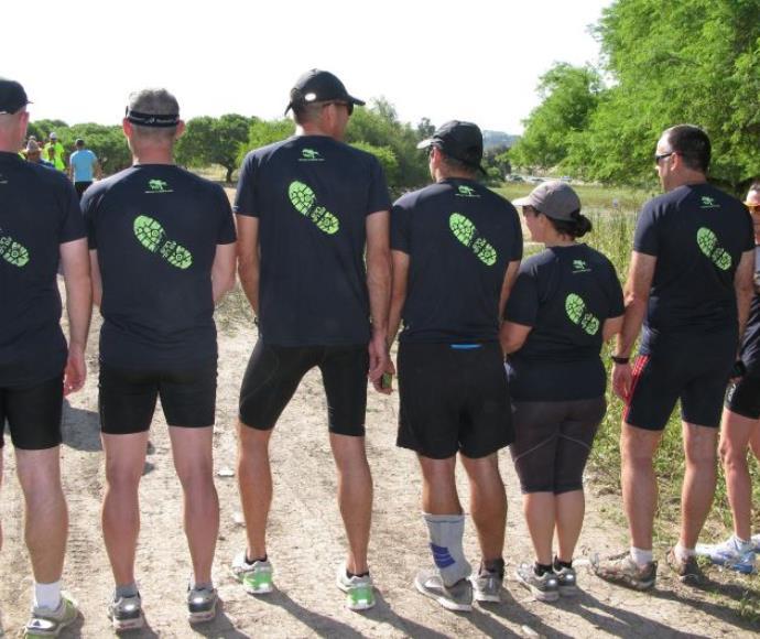 """קבוצת ריצה """"רצים עם רמי"""""""