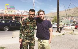 ליאור דיין בכורדיסטאן